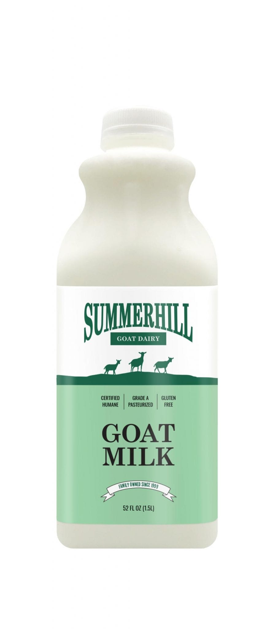 Goat milk 52oz bottle