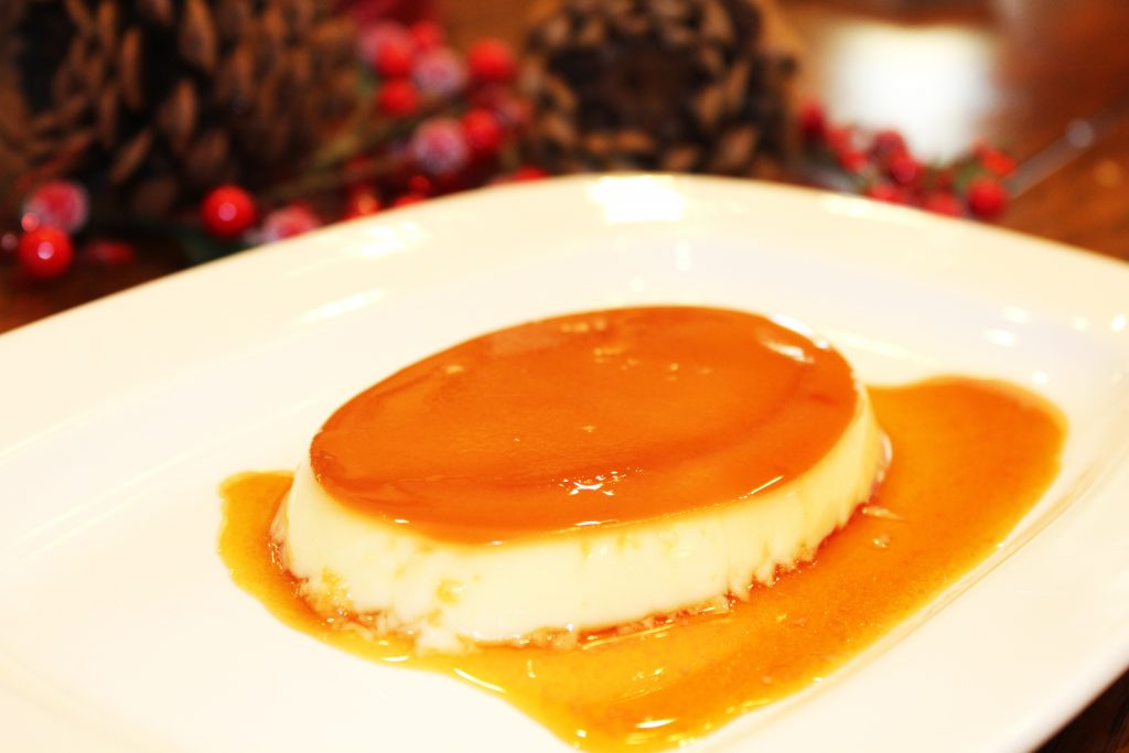 Summerhill Goat Milk Flan